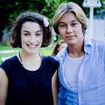 Виктория Дайнеко и Дмитрий Бикбаев