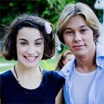 Дмитрий Бикбаев и Виктория Дайнеко
