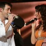 Певцов и Зара на проекте Две звезды