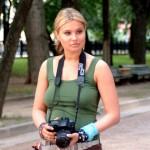 "Настя Кочеткова в фильме ""Жара"""