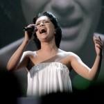 Анастасия Приходько на Евровидении 2009