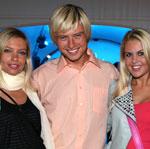 Прохор Шаляпин с Мобильными блондинками