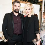 Полина Гагарина и ее муж